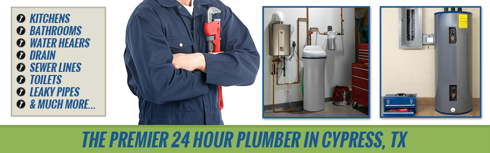 water heater repair cypress